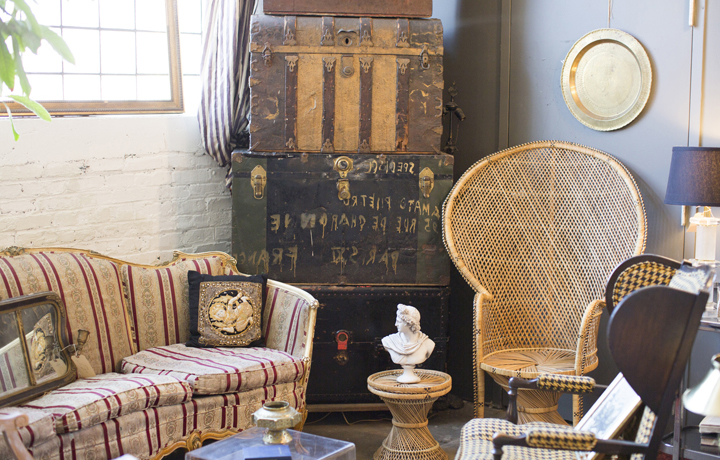 Image of The Savoy Flea Collection