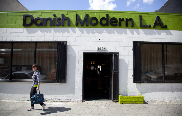 Image of Danish Modern L.A. Collection