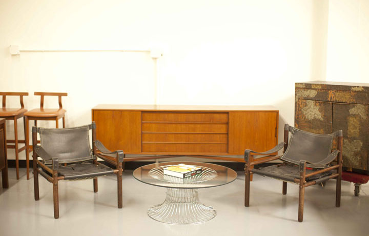 Image of Danish Modern NoHo Collection