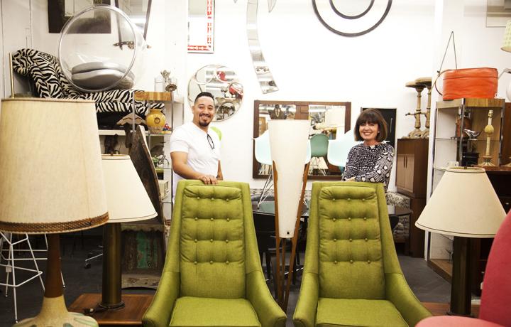 Image of Hernandez Furniture Collection