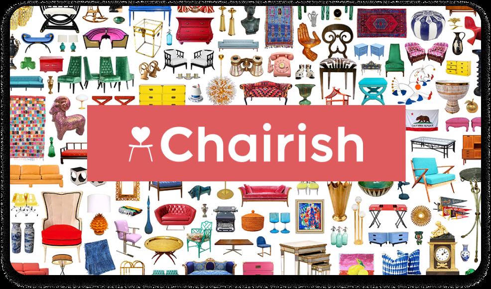 Chairish Gift Card
